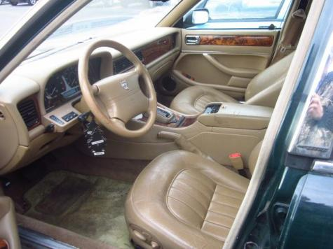 Photo #8: sedan: 1996 Jaguar XJ (Green)