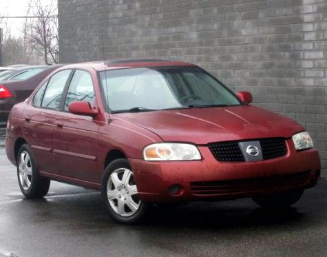 Used Nissan Sentra 2004 1.8 S For Sale Under $4000 in MI ...