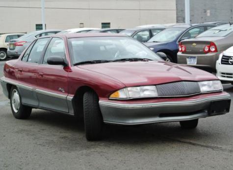95 Buick Skylark Cheap Car Under 2000 In Michigan Near