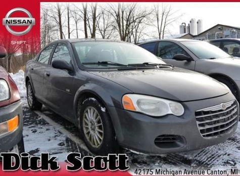 Used Car Under 1000 In Mi Near Detroit 2005 Chrysler Sebring Autopten Com