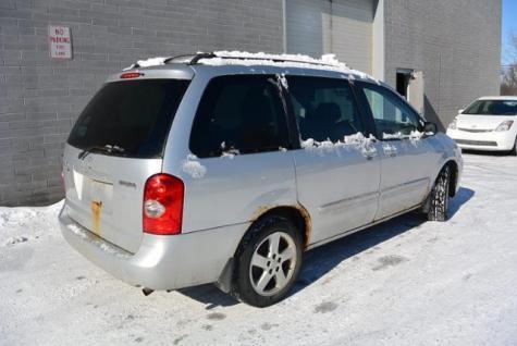 Nissan Grand Rapids >> 2002 Mazda MPV ES - Nice Minivan $1500-$2000 near Detroit, MI - Autopten.com
