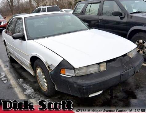 Car For Sale Under $1000 Detroit, MI - Oldsmobile Cutlass '95 - Autopten.com