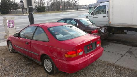 1996 honda civic coupe for sale by owner in md under 3000 for Used honda civic for sale under 5000