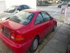 1996 Honda Civic (Red)
