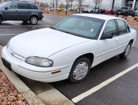 Ford Dealers Utah >> Car For Sale $1000 or Less near SLC, UT (Chevy Lumina 1996) - Autopten.com