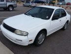 1995 Nissan Altima (White)