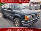 1992 Ford Explorer (Dark Green)