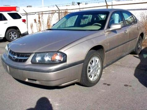 2002 chevrolet impala nice used car under 2000 near slc utah. Black Bedroom Furniture Sets. Home Design Ideas