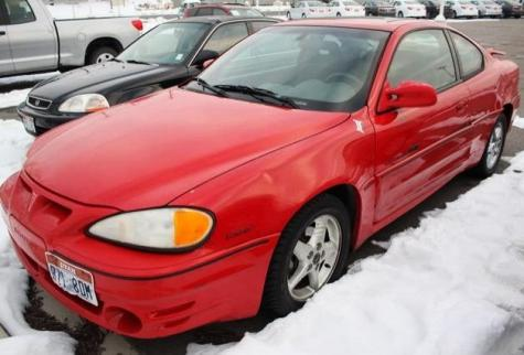Used 2000 Pontiac Grand Am Gt Sports Coupe For Sale In Ut