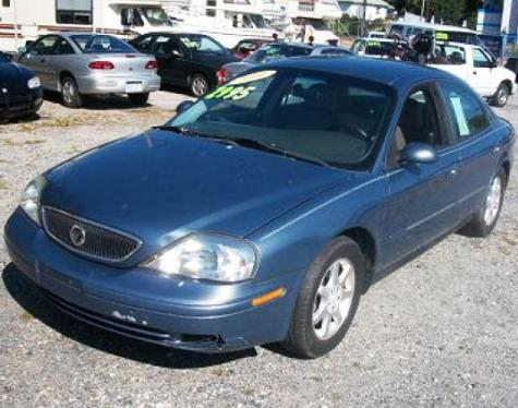Toyota Dealers In Delaware >> 2001 Mercury Sable LS - Nice Used Car $1500 near ...