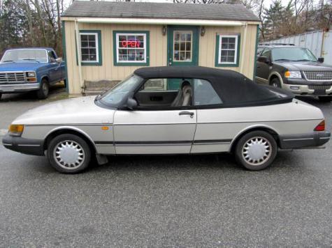 1992 Saab 900 S Convertible Under $2000 Wilmington, DE ...