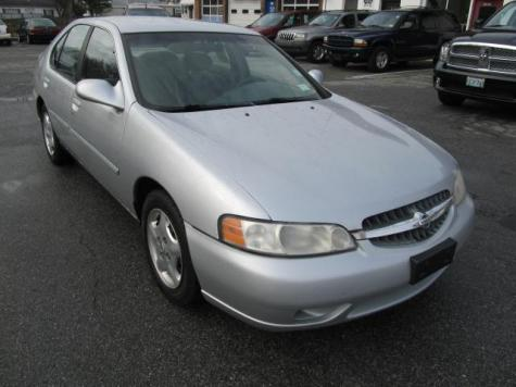Most Reliable Used Cars Under 5000 >> 2000 Nissan Altima GXE For Sale in Wilmington DE Under ...