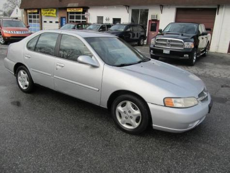 2000 Nissan Altima Gxe For Sale In Wilmington De Under