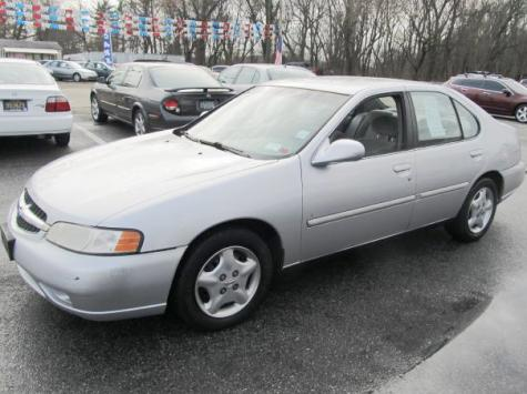 Most Reliable Used Cars Under 5000 >> 2000 Nissan Altima GXE For Sale in Wilmington DE Under $3000 - Autopten.com