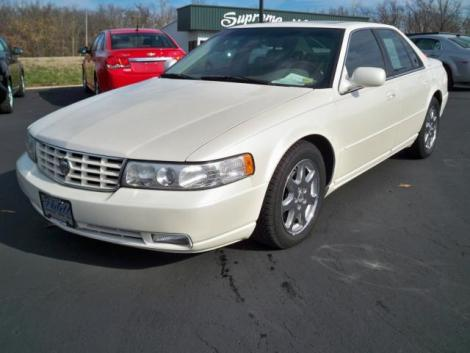 2001 Cadillac Seville Touring Sts For Sale In Camdenton Mo Under