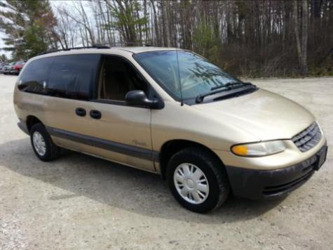 Plymouth Grand Voyager Cheap Minivan For Sale Under
