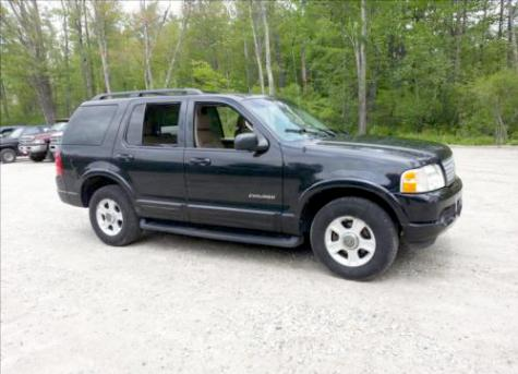 Used Cars For Sale Under 6000 >> Cheap Ford Explorer Limited 4x4 SUV For Sale Under $2000 ...