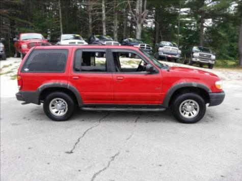 Photo #9: SUV: 1999 Ford Explorer (Red)
