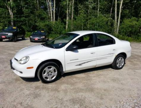 Dodge Dealers In Nh >> Cheap Car Under $2000 in NH - Dodge Neon Sporty Sedan '00 ...