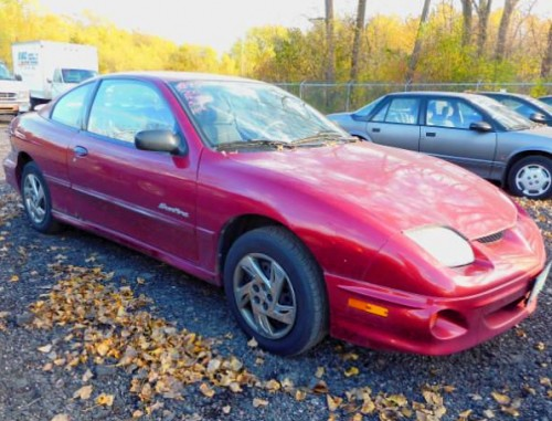 Cheap Nice Car Under 1000 In Mn Pontiac Sunfire Se 2001
