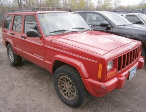 Hyundai Dealers Mn >> Cheap 4x4 SUV Under $1000 in MN (1988 Jeep Cherokee 4x4) - Autopten.com