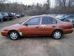 1995 Toyota Corolla (Orange)