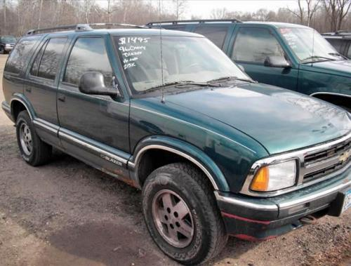 Chevrolet Blazer 96 Suv Under 1000 Near Minneapolis Mn Autopten Com