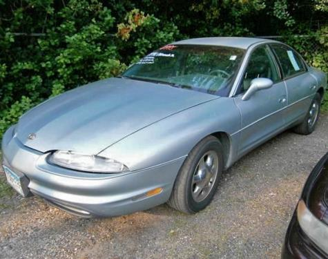 Cheap Nice Car Under $1000 - Used Oldsmobile Aurora '96 in ...