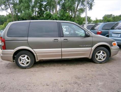 Mercedes Benz Dealers >> Used Minivan Under $1000 - Pontiac Trans Sport 1997 in ...