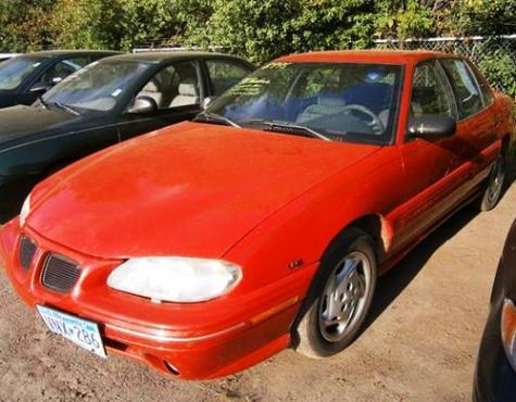 Cheap Car Under $1000 in MN - Used Pontiac Grand AM '98 V6 ...