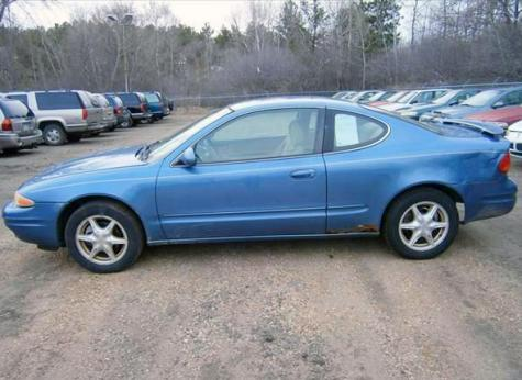 Oldsmobile Alero Gl V6 Cheap Sports Coupe For Sale Under