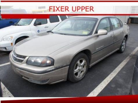Cheap Car For $1000 Dollars in NJ - Chevy Impala LS (Fixer ...