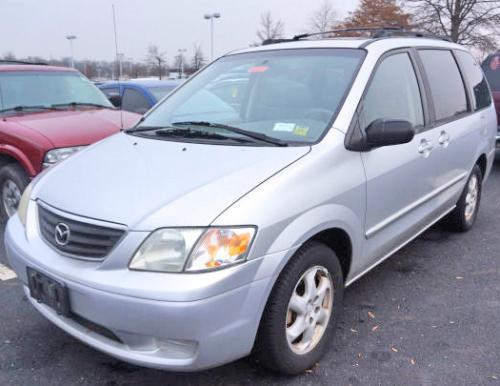 Mazda MPV LX '01 Minivan Under $2000 near Trenton NJ - Autopten.com