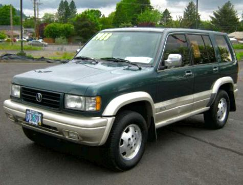 Cheap Fixer Upper SUV Under $1000 - Acura SLX '96 For Sale ...