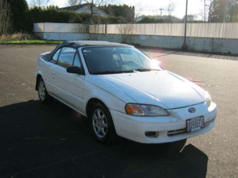 Toyota Paseo 1997 Cheap Convertible In Or Near Portland