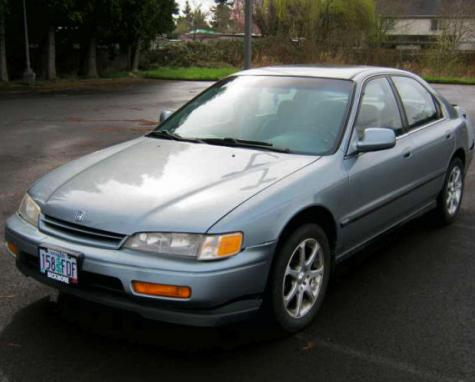 Cheap Honda Accord LX '95 (Fixer Upper Car) For Sale Under ...