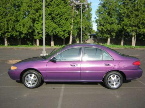 cheap fixer upper car under 500 ford escort lx for sale in or. Black Bedroom Furniture Sets. Home Design Ideas
