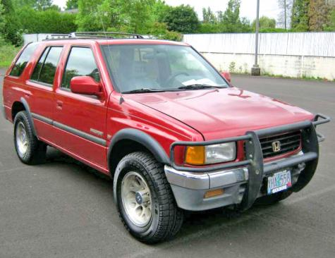 Honda Passport LX '94: Cheap SUV Under $1000 in OR near Portland - Autopten.com
