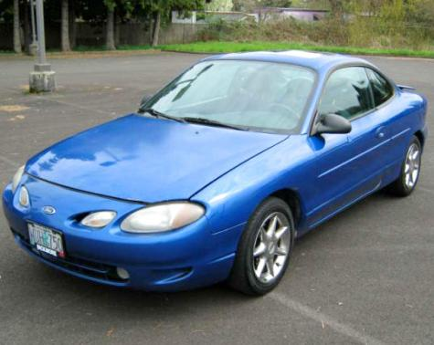 Cheap Sporty Coupe Under 1500 Ford Zx2 99 For Sale In