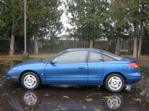 2000 Saturn SC2 - Fixer Upper Car Under $1000 near ...