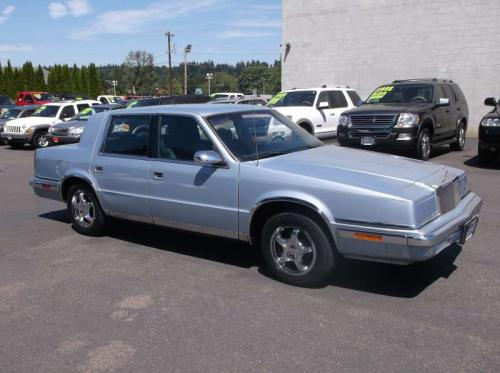 Cheap car for 500 in portland or chrysler new yorker for 1991 chrysler new yorker salon
