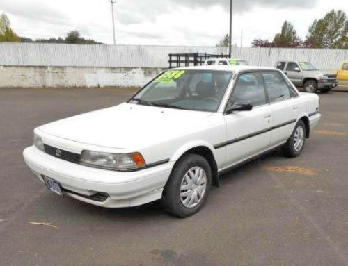 1991 Toyota Camry DX For Sale Under $1000 in Oregon - Autopten.com