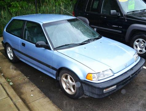 Used Cars For Sale Under 3000 >> Honda Civic Hatchback 1990 For Cheap Under $3000 in OH - Autopten.com