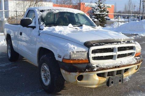 Craigslist Used Cars Under 1000 Dollars >> 1998 Dodge Dakota Sport - Used Pickup Truck Under $1000 in ...