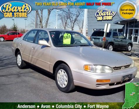 1996 toyota camry le used car under 2000 near columbus oh. Black Bedroom Furniture Sets. Home Design Ideas