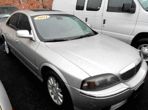 Luxury Used Car in NY Under $4000 - 2004 Lincoln LS ...