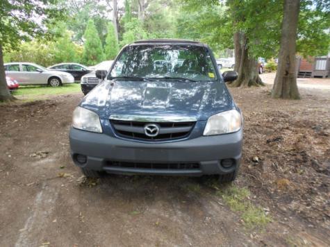 Dirt Cheap Fixer Upper SUV Under $1000 - 2001 Mazda ...