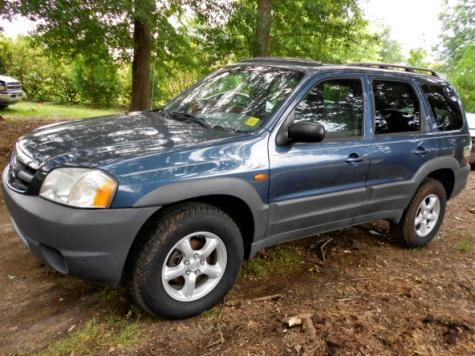 Dirt Cheap Fixer Upper Suv Under 1000 2001 Mazda Tribute In Ga