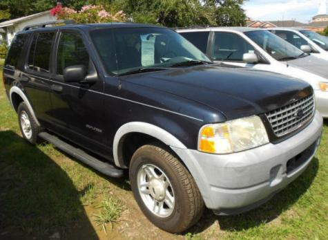 Cheap Cool Suv Under 2000 Used Ford Explorer Xls 02 In