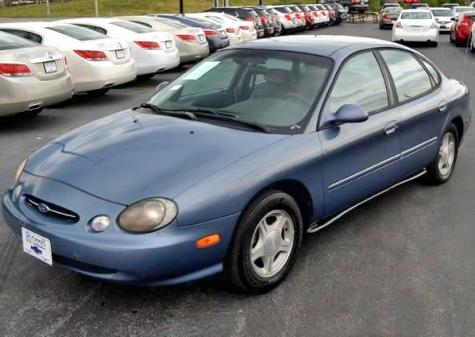 Ford Dealers In Ky >> 1999 Ford Taurus SE - Affordable Car For Sale Under $1000 ...
